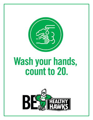 Hand Washing flyer